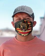 German Shepherd-Mask USA  Cloth face mask aos-face-mask-lifestyle-06