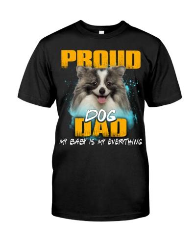 German Spitz-Proud Dog Dad