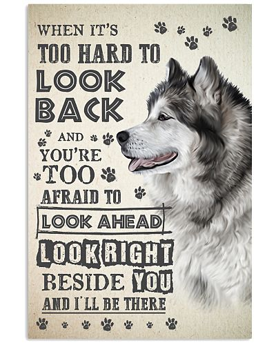 Alaskan Malamute - Look Back