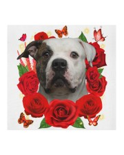 American Bulldog-Face Mask-Rose Cloth face mask aos-face-mask-coverlet-lifestyle-front-02