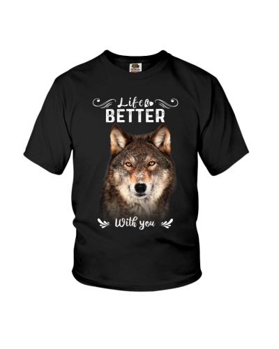 Wolf - Better