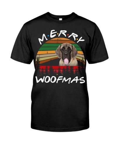 English Mastiff-Merry Woofmas