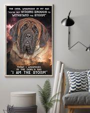 English Mastiff - Storm 24x36 Poster lifestyle-poster-1