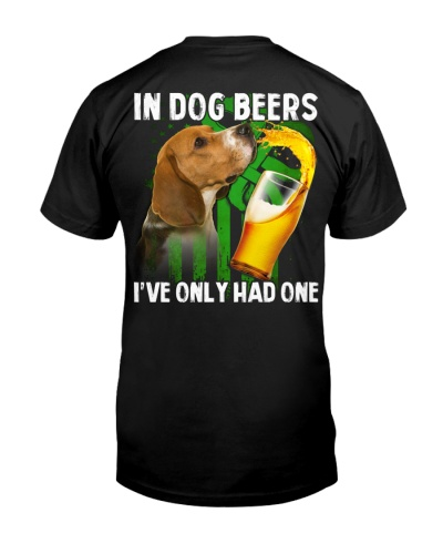 Beagle-In Dog Beers