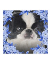Japanese Chin-Blue Mask Cloth face mask aos-face-mask-coverlet-lifestyle-front-02
