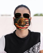 Dachshund-03-Mask USA  Cloth face mask aos-face-mask-lifestyle-02