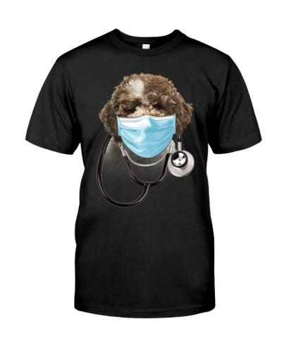 Lagotto Romagnolo-Doctor Dog