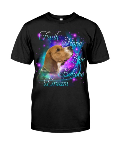 Beagle-Believe Dream