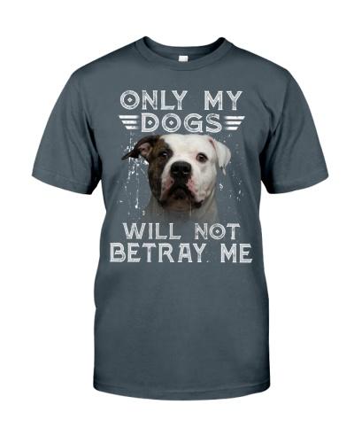 American Bulldog-Only My Dog