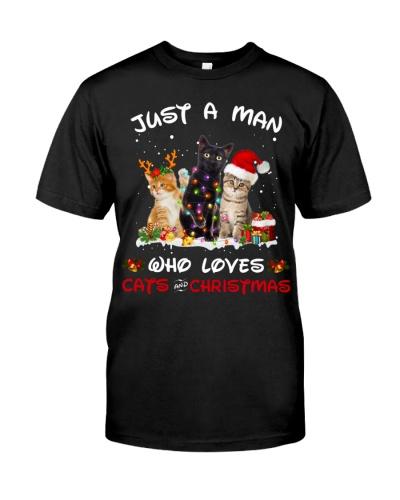 Cats-Man-Christmas