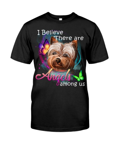 Yorkshire Terrier-Art-Angels Among Us
