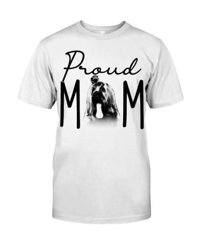 Briard-Proud Mom