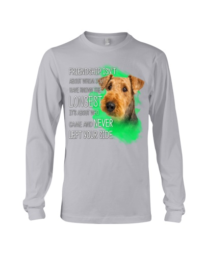 Airedale Terrier-The Longest