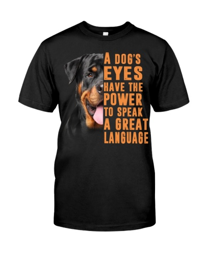 Rottweiler-Great Language