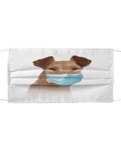 Irish Terrier-Face Mask-Mask