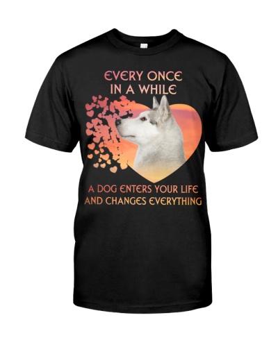 Husky-Enters Your Life