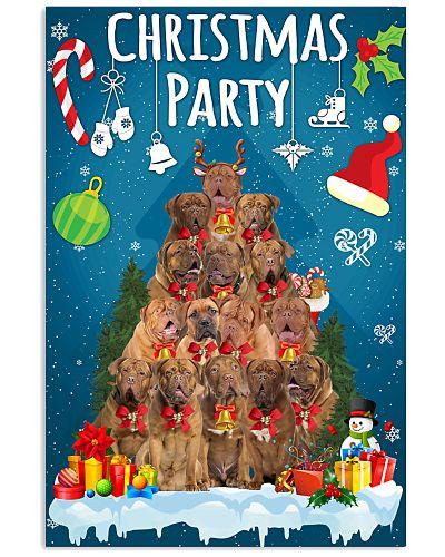Dogue De Bordeaux - Party