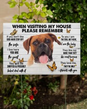 Boxer-Please 18x12 Yard Sign aos-yard-sign-18x12-lifestyle-front-06
