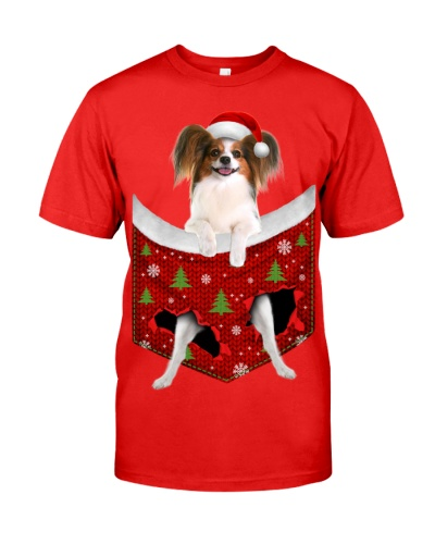 Papillon-Xmas-Pocket