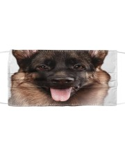 German Shepherd-02-Face Mask Cloth face mask front