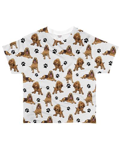 Bloodhound - Paw