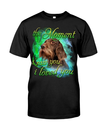 German Wirehaired Pointer-I Loved You