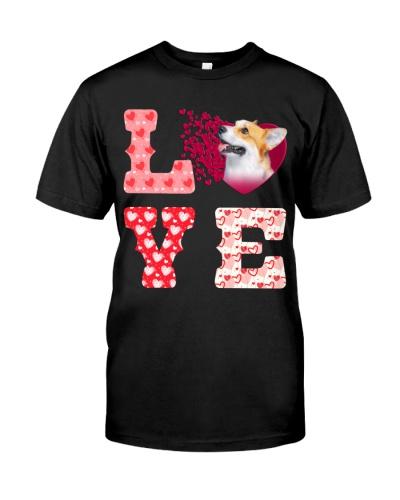 Pembroke Welsh Corgi-Love-Valentine