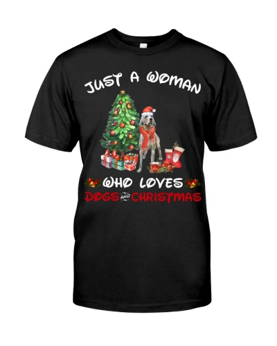 Weimaraner-Dogs-Christmas