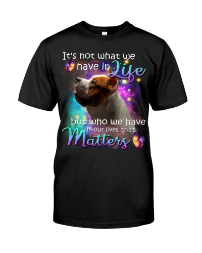 Staffordshire Bull Terrier-That Matters