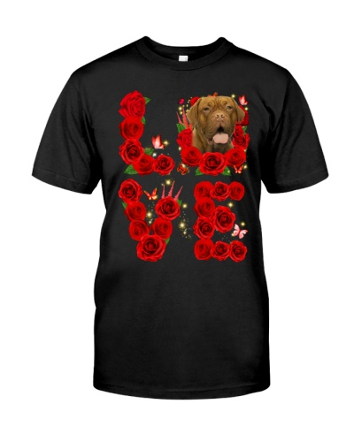Dogue De Bordeaux-Love Rose