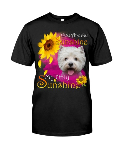 West Highland White Terrier-Face-My Sunshine