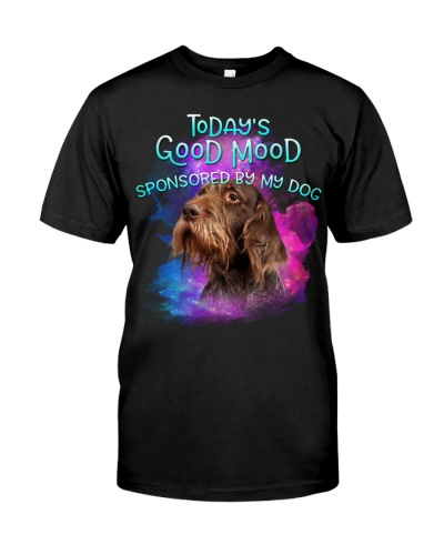 German Wirehaired Pointer-Good Mood