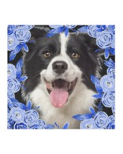 Border Collie-Blue Mask Cloth face mask aos-face-mask-coverlet-lifestyle-front-02