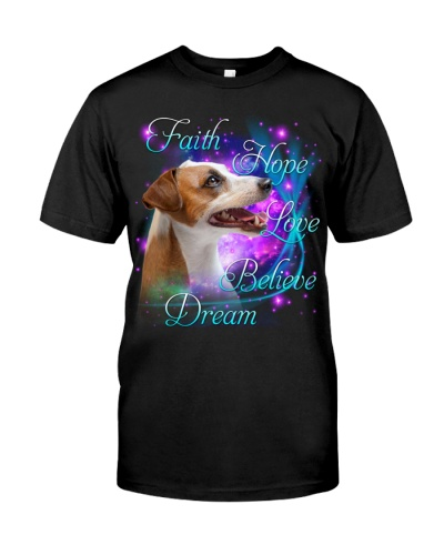 Jack Russell Terrier-Believe Dream