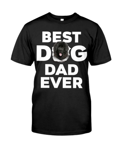 Newfoundland-Best Dog Dad Ever