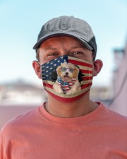 Havanese-US Mask Cloth face mask aos-face-mask-lifestyle-06
