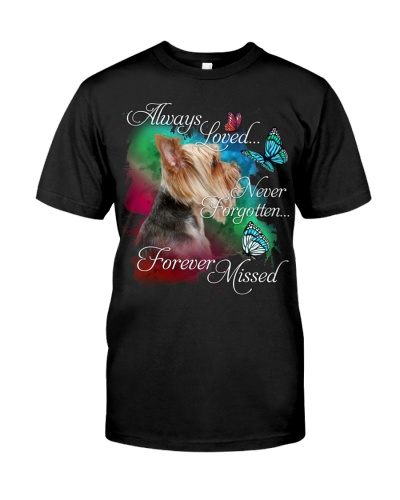 Yorkshire Terrier-Forever Missed