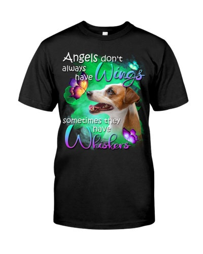 Jack Russell Terrier-Have Whiskers