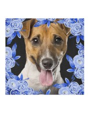 Jack Russell Terrier-Blue Mask Cloth face mask aos-face-mask-coverlet-lifestyle-front-02