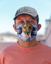 Jack Russell Terrier-Blue Mask Cloth face mask aos-face-mask-lifestyle-06