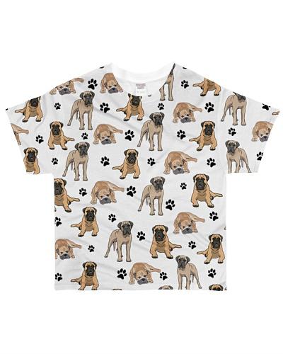 English Mastiff - Paw