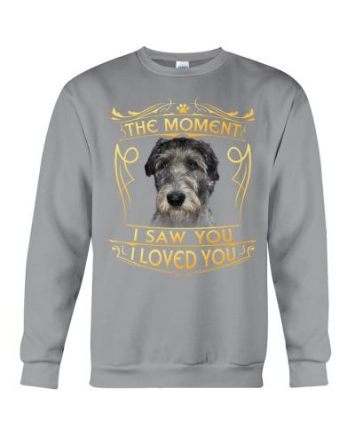 Irish Wolfhound-The Moment