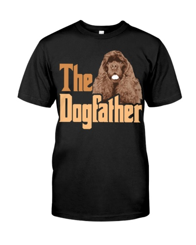 American Cocker Spaniel-The Dogfather