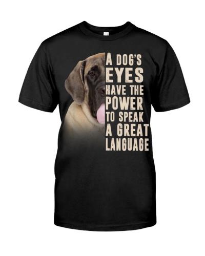 English Mastiff-Great Language