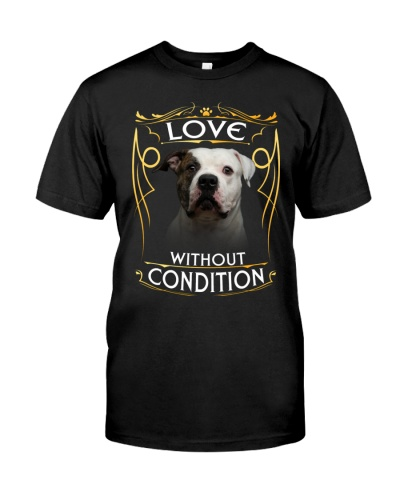 American Bulldog-Without Condition