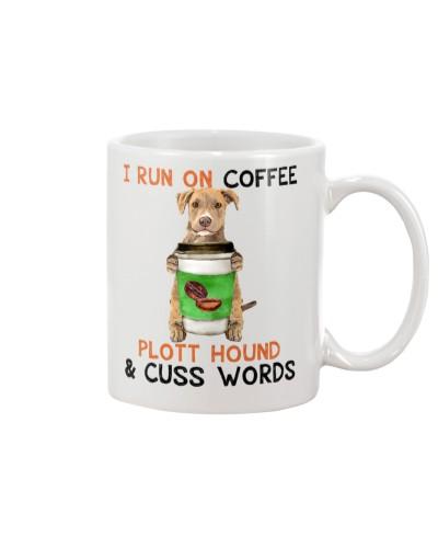 Plott Hound-Coffee