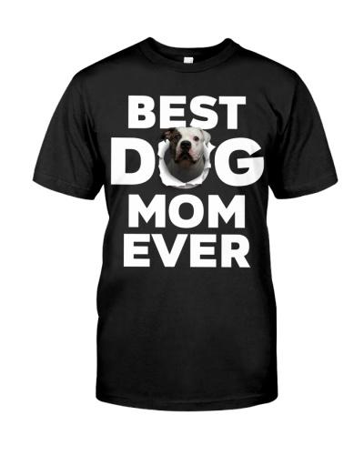 American Bulldog-Best Dog Mom Ever