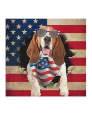 Basset Hound-US Mask Cloth face mask aos-face-mask-coverlet-lifestyle-front-02