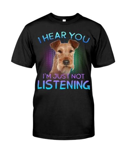 Irish Terrier-I Hear You