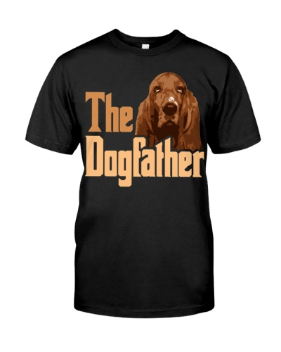 Basset Hound-The Dogfather